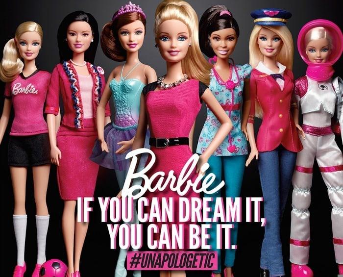 Barbie zorgt voor carrière & financiële vooruitgang in 7 stappen