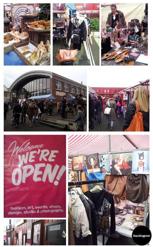 SHOPPING: Swan Market Rotterdam