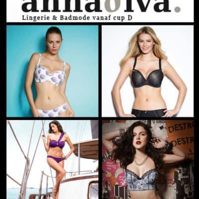 Annadiva: webshop voor vrouwen met grote cupmaat