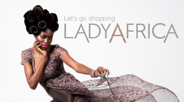 Afrika & Fashion in Nederland: Lady Afrika