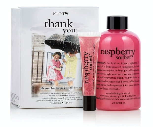 Philosophy Thank You: Gift set voor moederdag