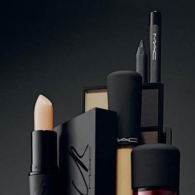 Carine Roitfeld MAC makeup
