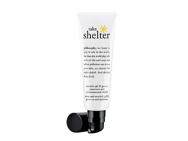 Philosophy Take Shelter spf 30: de belofte voor een zachte huid?