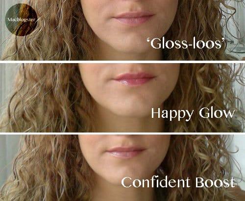 Oriflame veryme Happyglow confidentboost