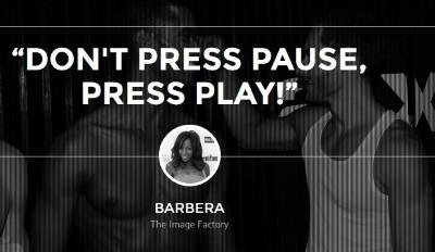 Ooit model nu moeder & CEO: Barbera Groenewegen van Image Factory