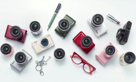 Nikon 1 systeemcamera's