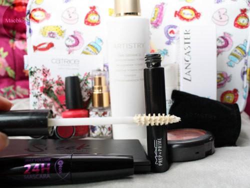 Mijn toilettas: favoriete make-up & beauty producten