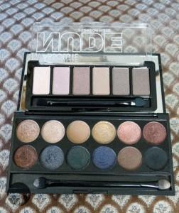Catrice Absolute Nude Eyeshadow vs Sleek i-Divine Storm