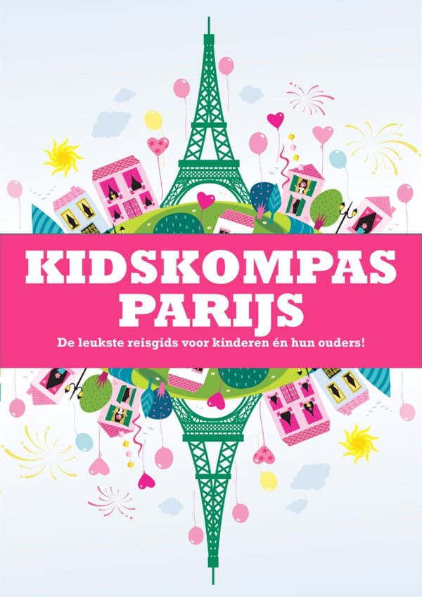 KidsKompas, de leukste wegwijzer in Parijs voor kinderen