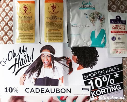 black hair box kortingsbonnen