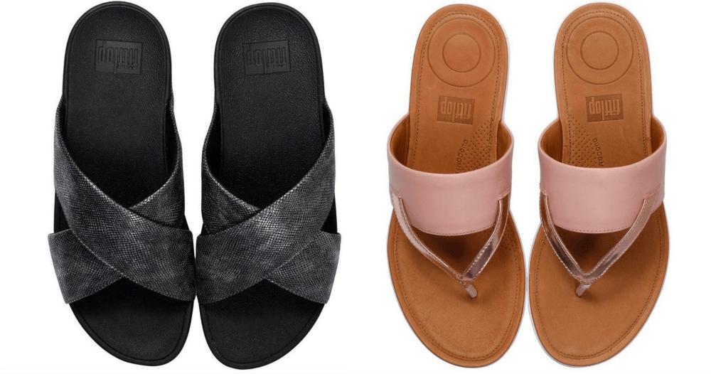 De 8 leukste teenslippers om deze zomer te dragen