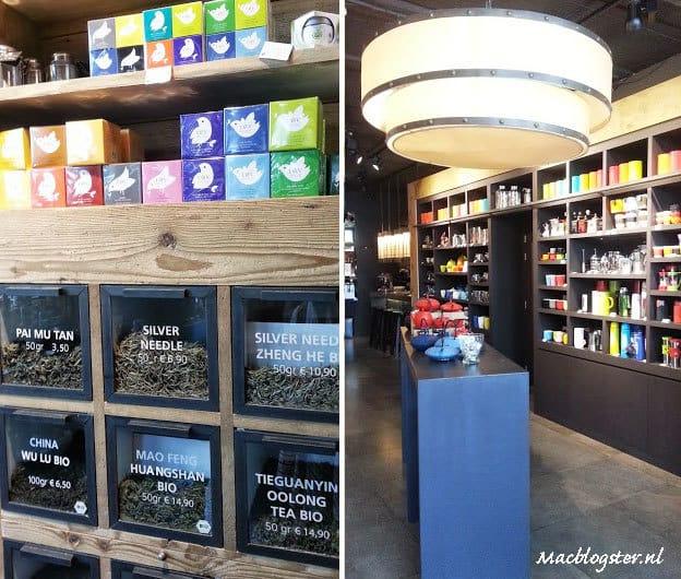 Hotspots Gent koffiewinkel Javana