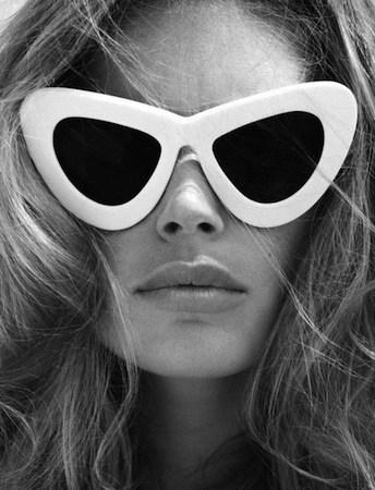 cat eye zonnebrillen