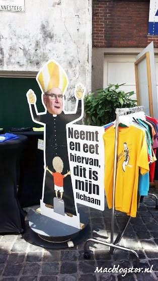 Hotspots Gent Pastem homemade t-shirts