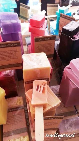 Hotspots Gent Soap Story