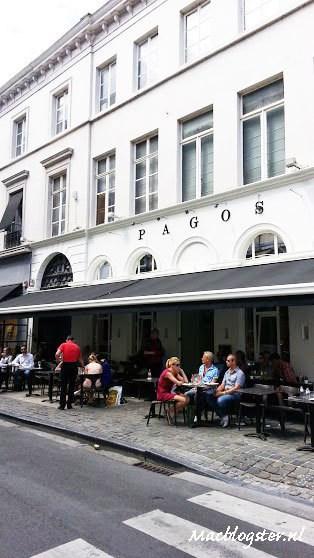 Hotspots Gent Tearoom Pagos