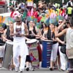 Londen nottinghillcarnaval