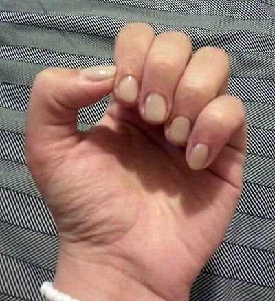 Langere nagels dankzij Senationail gel nagellak