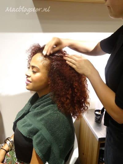 LUSH haarbehandeling