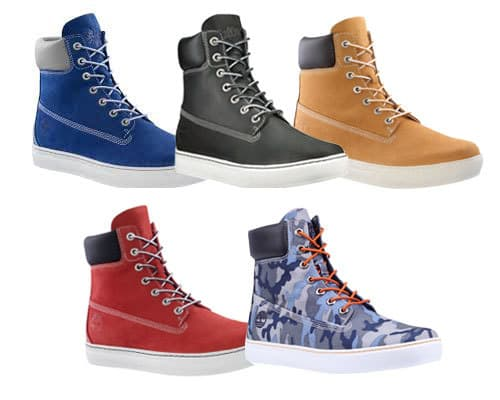 Timberland Earthkeepers Newmarket cupsole