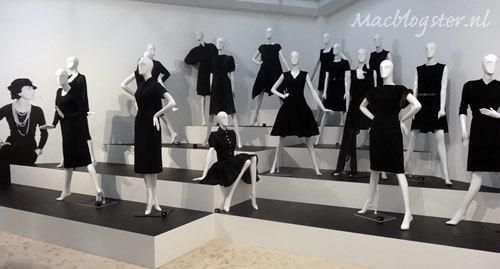 LBD ontwerpen à la Chanel