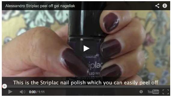 Gel nail polish: Alessandro Striplac vs Essence Gel Nails