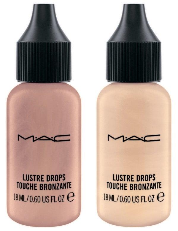 MAC Lustre Drops & H&M Nail art Shop Haul