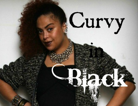 Outfit of the day: Curvy in Black