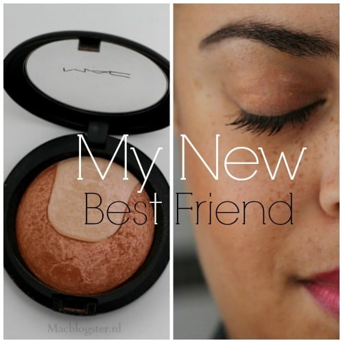 MAC Make-up: Perfectly Poised Divine Night Mineralize Skinfinish