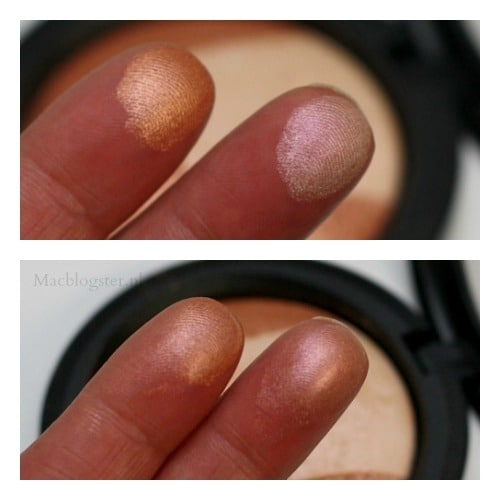 Swatches Perfectly Poised Divine Night Mineralize Skinfinish
