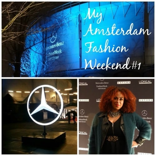 Mijn Amsterdam Fashion Week Weekend #1