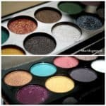 Sleek oogschaduw palette