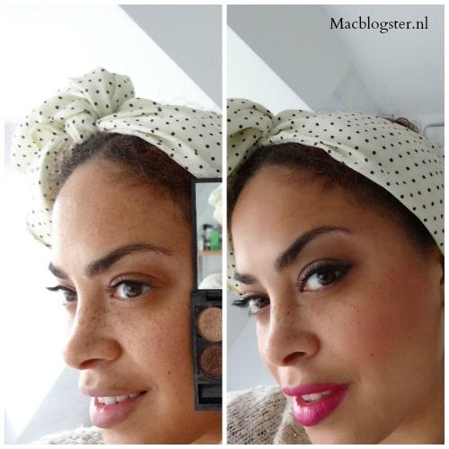 Vintage make-up in 5 stappen: Sleek iDivine Storm