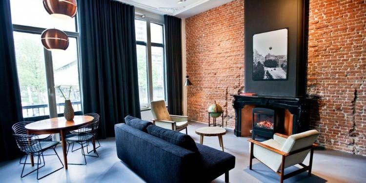 Nieuw hotelconcept Amsterdam: V loft