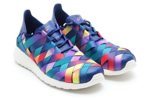 Nike Roshe Run rainbow