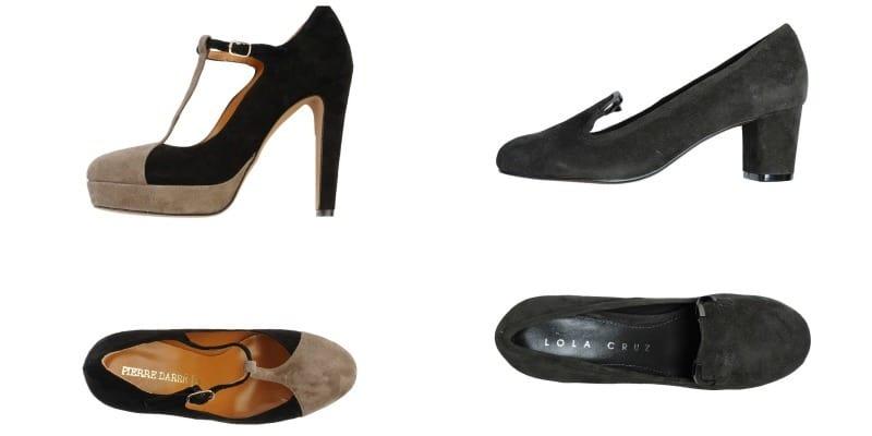 Designer shoes Yoox webshop