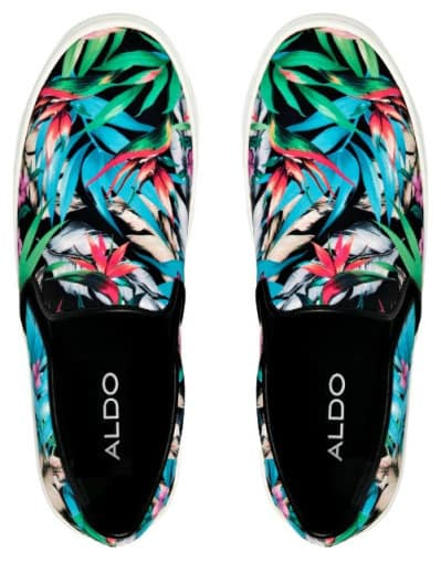 Tropical slip on shoes Aldo