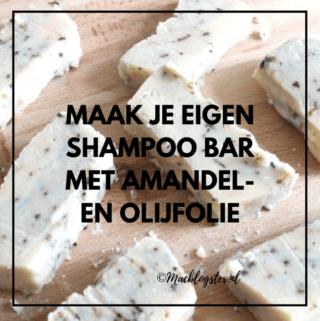 Zeep maken die je kunt gebruiken als shampoo: DIY Shampoo bar