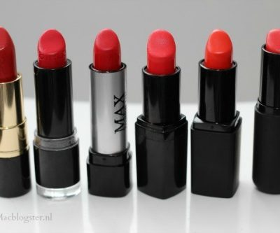 A girl can't have enough red lipstick