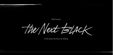 The Next Black: de toekomst van kleding?