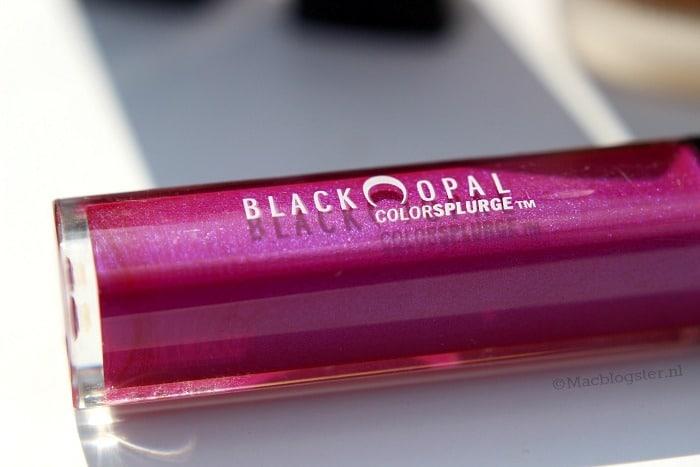 Deze juweeltjes koos ik uit de nieuwe Black Opal Color Splurge collectie