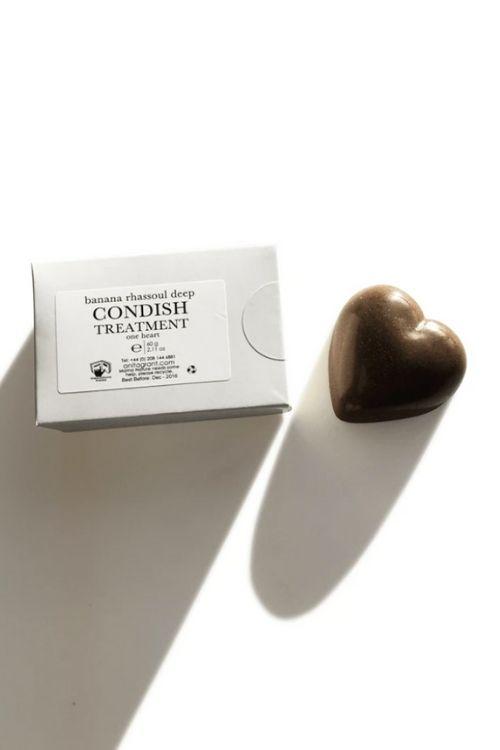Rhassoul klei treatment: Anita Grant Deep Condish heart review