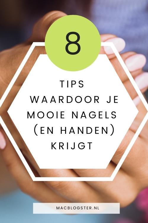 Mooie nagels dankzij deze 8 tips - incl stappenplan
