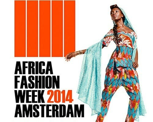 Africa Fashion Week Amsterdam 2014 gaat van start!