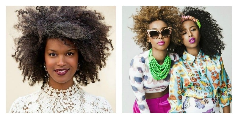 natural hair inspiratie