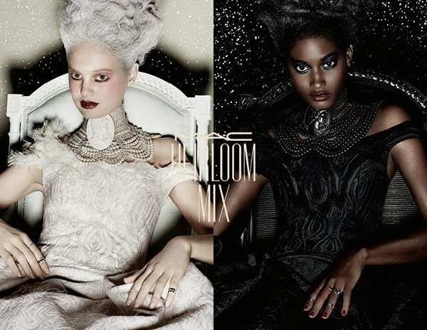 Make-up Newsflash: MAC Heirloom Mix Holiday collection