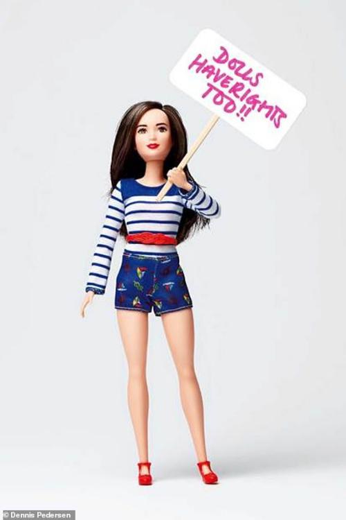 Meer zelfvertrouwen: doe mij maar een onsje Barbie power