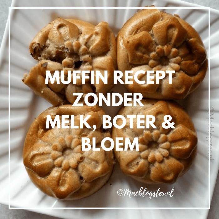 muffins maken met griekse yoghurt & havermout