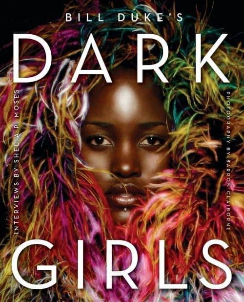 Dark girls: inspirerend glossy fotoboek met zwarte vrouwelijke rolmodellen