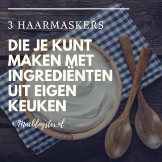 Haarmasker SOS: maak 3 super maskers met ingrediënten uit eigen keuken